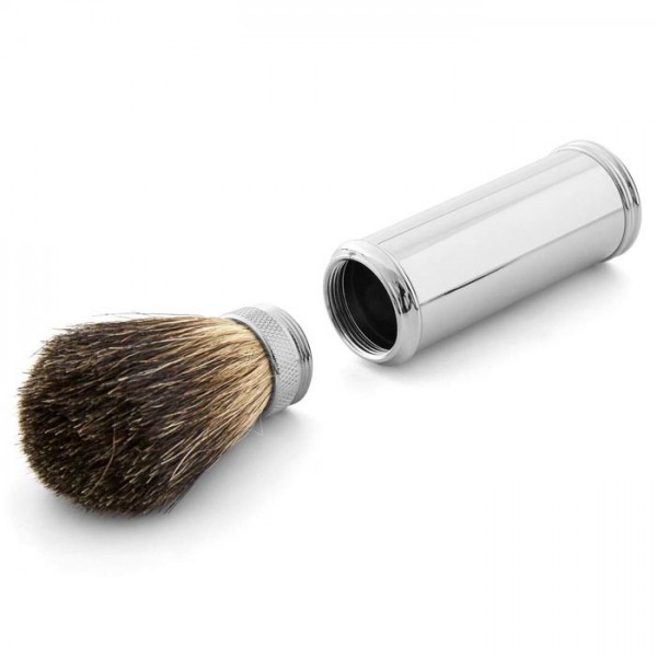 CR21 Travel Shave Brush - 3 piece