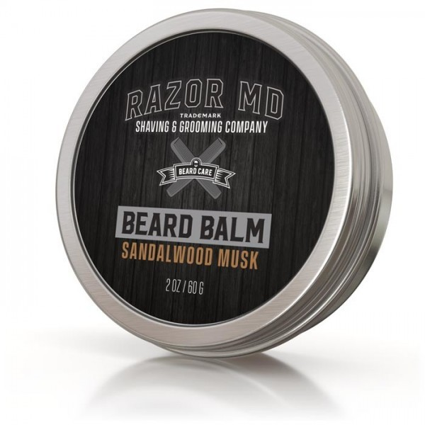 Beard Balm 2oz Sandalwood