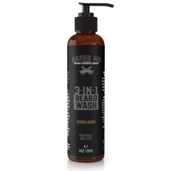 3 in 1 BEARD WASH