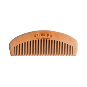 RAZOR MD Wooden Beard COMB