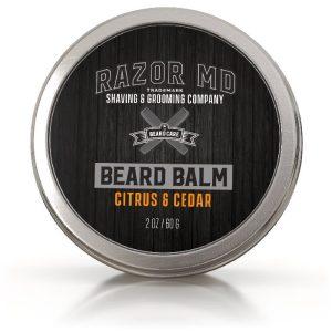 Beard Balm 2oz Citrus & Cedar