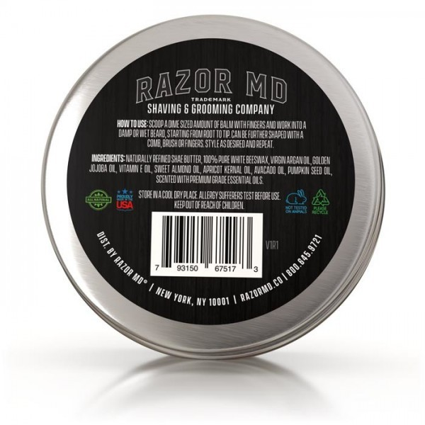 Beard Balm 2oz Citrus & Cedar