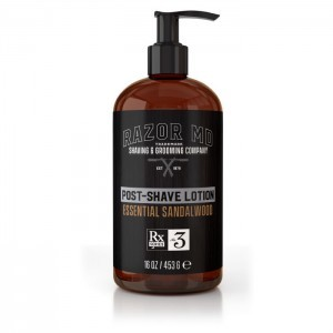 Professional Size Post Shave Lotion - 16oz